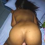 Half Arab Thai whore