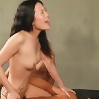 Yuu Komine Anal Play Threesome And Sex