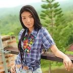 Teen Riko Chong Strips Shorts On Rooftop