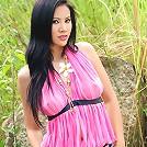 Busty Thai Cutie Nancy Ho Strips In Stream