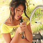 Pla Pattama Bike Repair And Masturbation