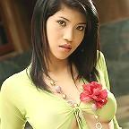 Thai Cutie Anny Wadee Courtyard Strip