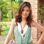 Thai Cutie Mena Wong Strips On Balcony