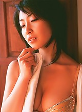 Incredible Hiroko Sato looks beautiful in her lace lingerie