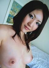 Big tit Japanese babe Ayaka Kimura showers and fucks