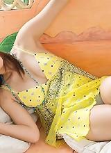 Yura Aikawa hot teen