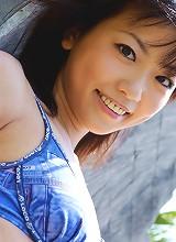 Lovely Japanese teen