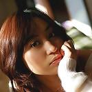 Asian model cutie