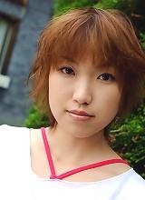 Innocent Asian babe