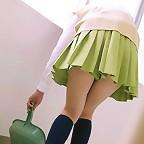 Japanese office slut