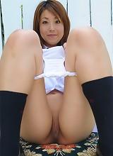 Chika Inada Naked