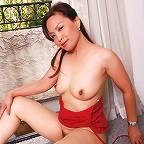 Asian American Girl Maya